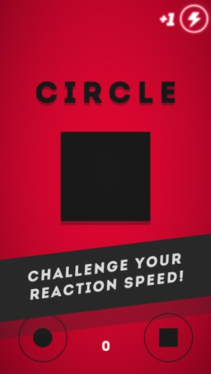 Circle Square Fast Paced Reaction Ipa Game iOS Free Download