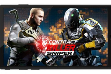 Contract Killer Sniper Apk Game Android Free Download