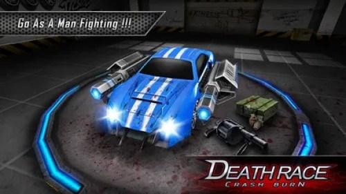 Death Race: Crash Burn Ipa Game iOS Free Download