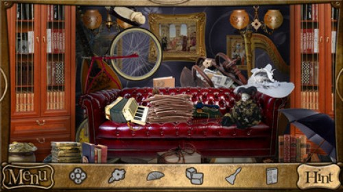 Detective Sherlock Holmes - Hidden Objects Ipa Game iOS Free Download