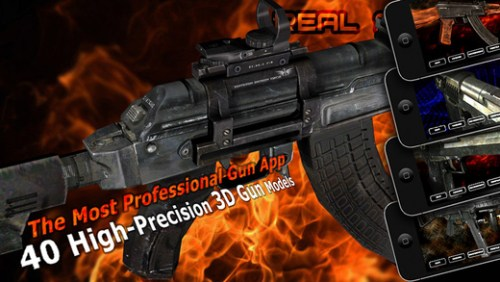Real Strike-The Original 3D AR FPS Gun app Ipa Game iOS Free Download