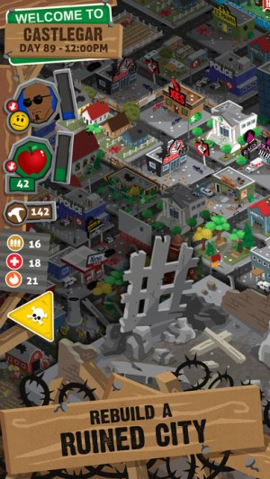 Rebuild 3: Gangs of Deadsville Ipa Game iOS Free Download