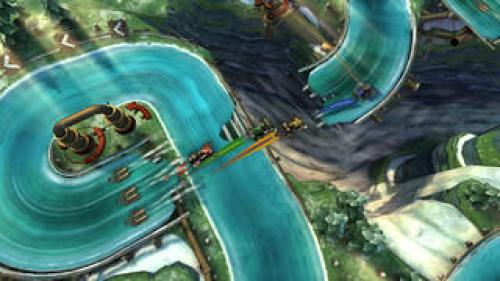 Slingshot Racing Ipa Game iOS Free Download