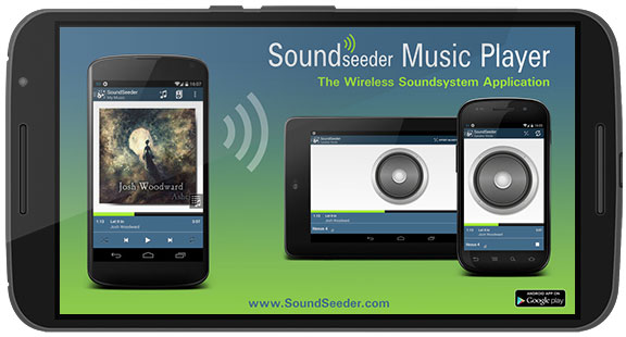SoundSeeder Music Player Premium App Android Free Download