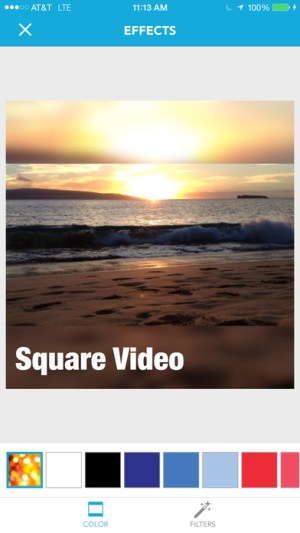 Square Video for Instagram & Vine Ipa App iOS Free Download
