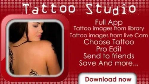 Tattoo You - Camera photo design studio Ipa App iOS Free Download