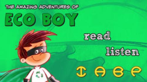 The Amazing Adventures of Eco Boy Ipa Game iOS Free Download