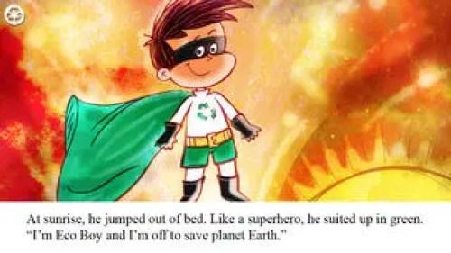 The Amazing Adventures of Eco Boy Ipa Game iOS Free Download
