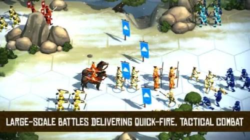 Total War Battles: SHOGUN Ipa Game iOS Free Download