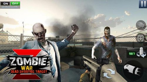 Zombie War Z Hero Survival Rules Apk Game Android Free Download