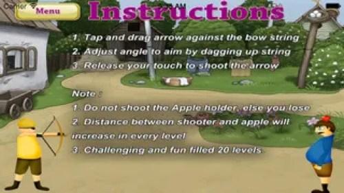 Apple Shooting Ipa Game iOS Free Download