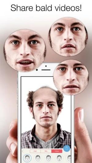 Baldify - Go Bald Ipa App iOS Free Download