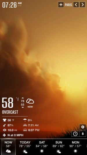 Clear Day - Weather HD Ipa App iOS Free Download