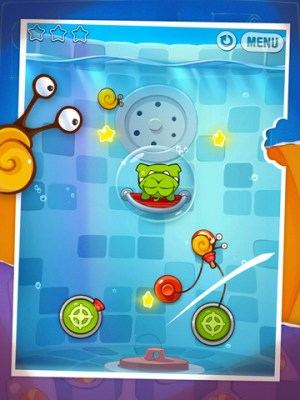 Cut the Rope: Experiments HD Ipa Game iOS Free Download