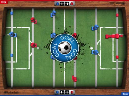 Foosball HD Ipa Game iOS Free Download