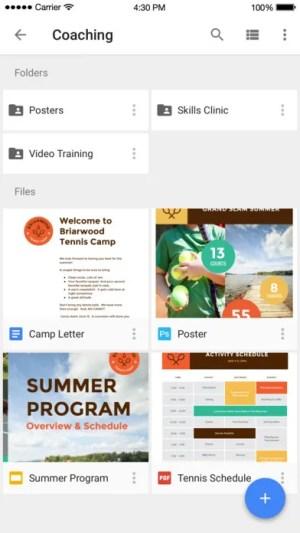 Google Drive - Free Online Storage Ipa App iOS Free Download