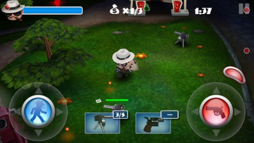 Mafia Rush Ipa Game iOS Free Download