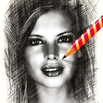 My Sketch - Pencil Drawing Sketches Ipa App iOS Free Download