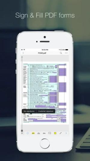 PDF Reader Pro Ipa App iOS Free Download