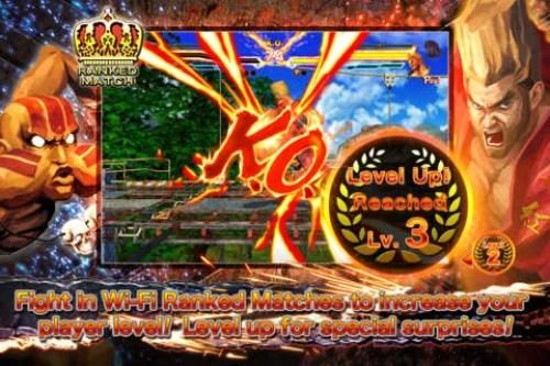 STREET FIGHTER X TEKKEN MOBILE Ipa Game iOS Free Download