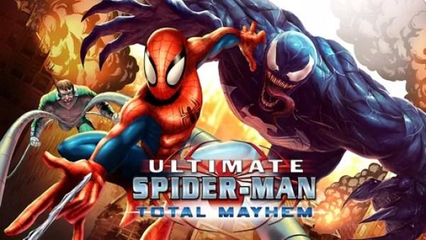 Spider-Man: Total Mayhem Ipa Game iOS Free Download