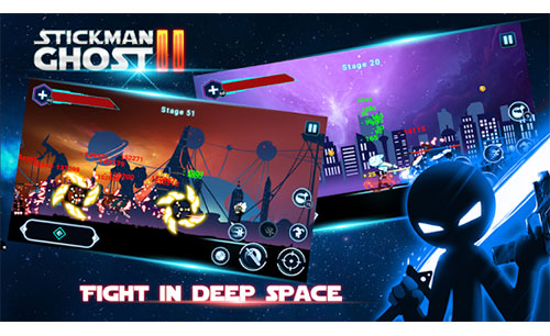 Stickman Ghost 2 Star Wars Apk Game Android Free Download