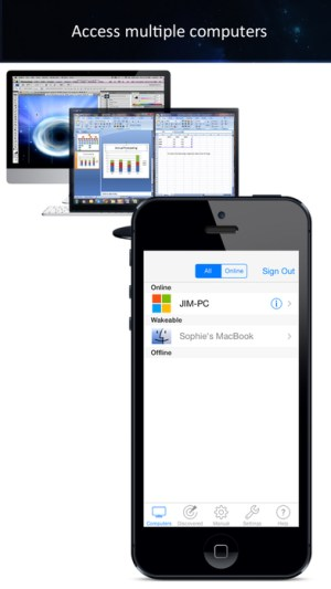 iTeleport: VNC iTeleport Remote Desktop - VNC & RDP Ipa App iOS Free Download