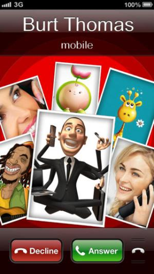 Call Screen Maker Ipa App iOS Free Download