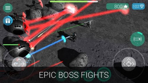 CyberSphere Sci fi Shooter Apk Game Android Free Download