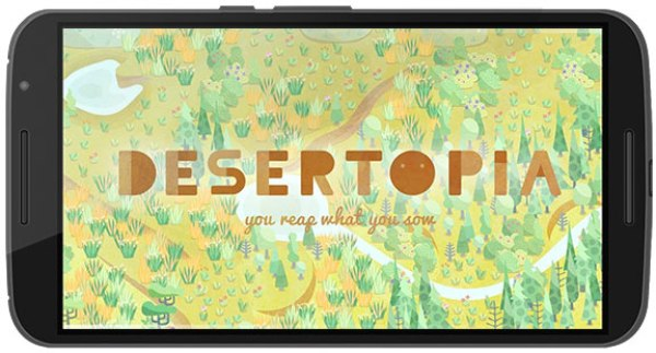 DESERTOPIA Apk Game Android Free Download