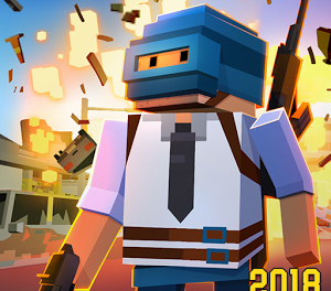Grand Battle Royale: Pixel War Apk Game Android Free Download