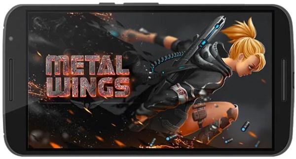 Metal Wings Elite Force Apk Game Android Free Download