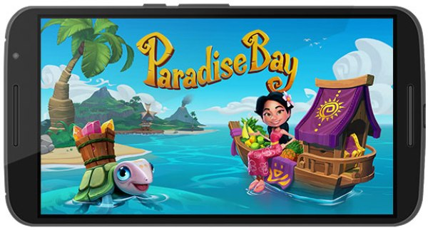 Paradise Bay Apk Game Android Free Download