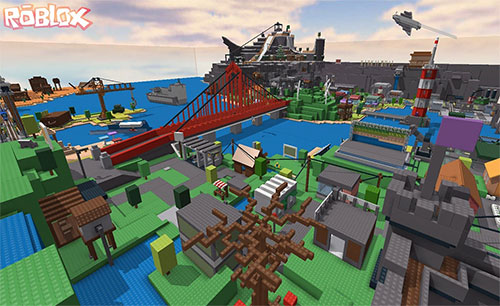 ROBLOX Apk Game Android Free Download