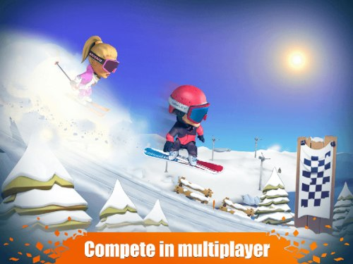 Snow Trial Apk Game Android Free Download