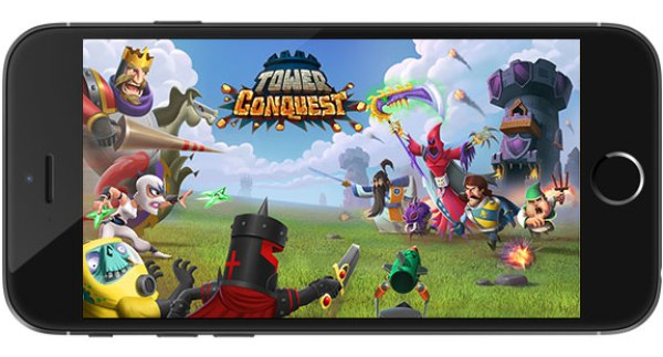 Tower Conquest Apk Game Android Free Download