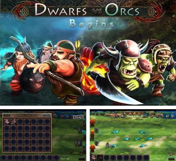 Dwarfs vs Orcs Ipa Game iOS Free Download