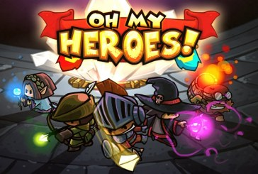 Oh My Heroes Ipa Game iOS Free Download