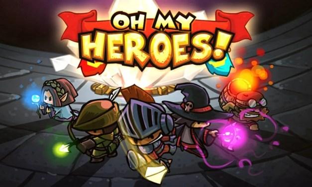 Oh My Heroes Ipa Game iOS Free Download