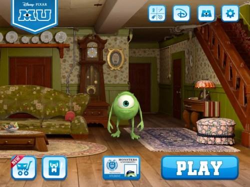 Monsters University Ipa Game iOS Free Download