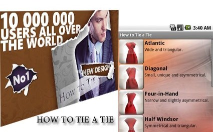 How to Tie a Tie Android Free Download