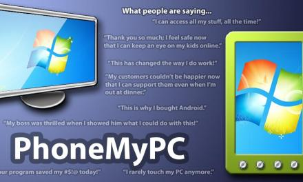 Phone My PC Android Free Download