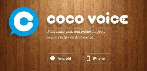CoCo Voice App Android Free Download