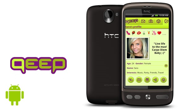 Qeep App Android Free Download