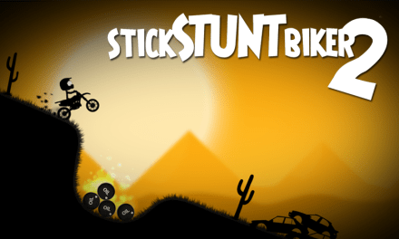 Stick Stunt Biker 2 Game Android Free Download