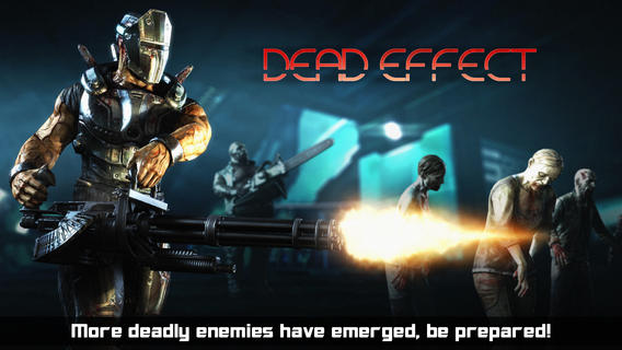 Dead Effect Game Ios Free Download