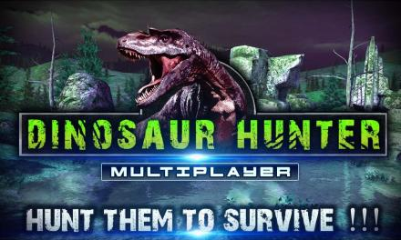 Dino Hunter Game Android Free Download