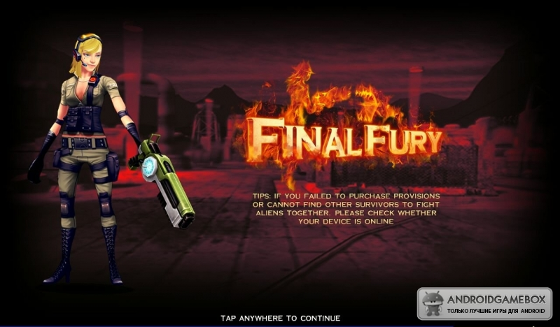 Final Fury Game Android Free Download