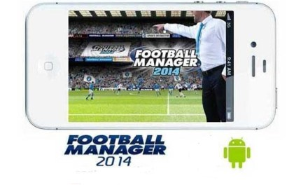 Football Manager Handheld 2014 Game Android Free Download