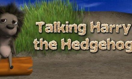 Talking Harry the Hedgehog Game Android Free Download